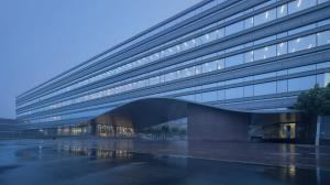 天津大學新校區圖書館