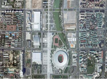 北京奧林匹克公園規劃設計