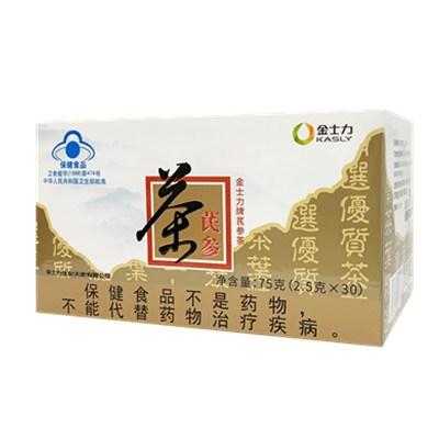 金士力芪参茶