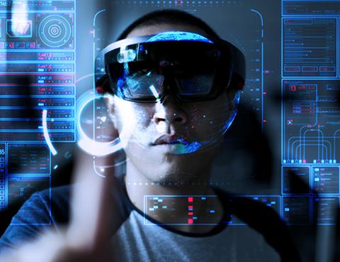 """在""""5G+VR""""中感受无限风光"""